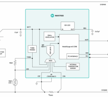 Lowest-IQ 'fuel gauge' monitors batteries in wearable & portables