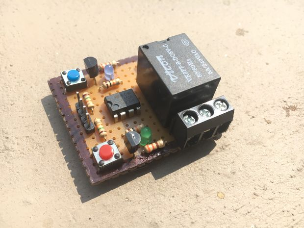 Latching Relay Module