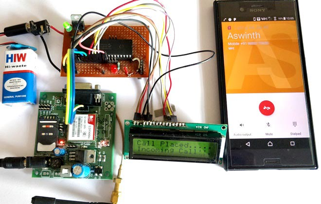 GSM-interfacing-with-PIC-microcontroller-receiving-call