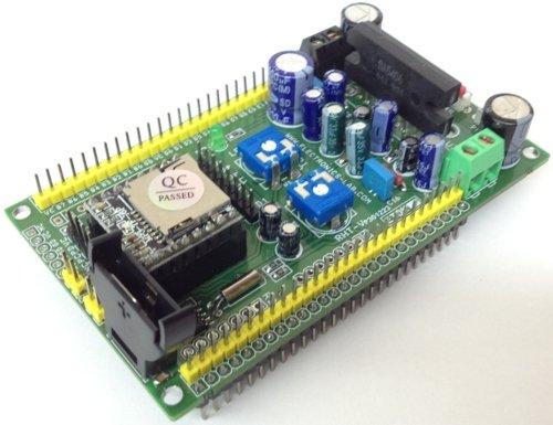 Pin PIC Development Board