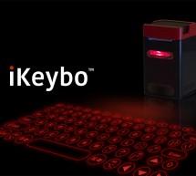 IKEYBO, THE ADVANCED PROJECTION KEYBOARD