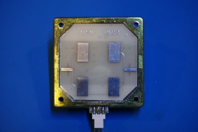 Teardown and Experiments with a Doppler Microwave Transceiver