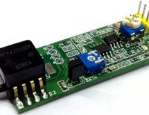 INSTRUMENTATION AMPLIFIER FOR PRESSURE SENSOR
