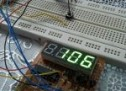 Interfacing 7-segment display with PIC12F1822 using CCS PIC C compiler
