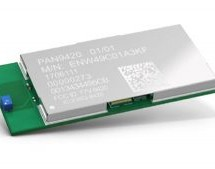 Panasonic PAN9420 is a standalone fully embedded Wi-Fi Module