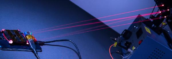 LASER BEAM WIRELESS SMARTPHONE CHARGERS: THE NEXT BIG THING