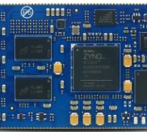 LINUX-DRIVEN COM AND CARRIER BOARD POWERED BY ZYNQ SOC