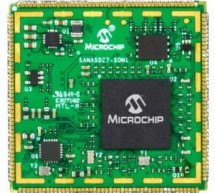 MICROCHIP'S NEW OPEN SOURCE SAMA5D27 SOM MODULE RUNS MAINLINE LINUX