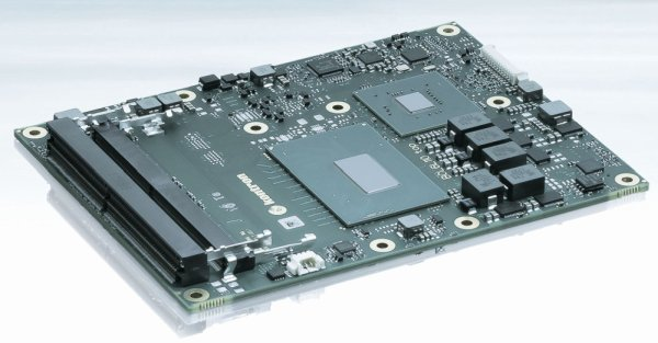 Kontron's Latest COM Express Features Intel's 8th Gen Coffee Lake Processors