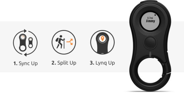 Lynq – The Tracking Device that Requires No Connectivity and Works Without CellPhone