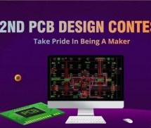 PCBway organized the 2nd PCB DESIGN CONTEST