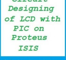 Circuit Designing of LCD with PIC