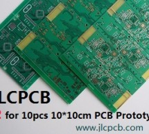 Cheapest PCB (circuit board) prototyping