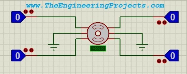 Now design the circuit as shown in the below figure