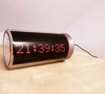 ESP8266 LED Matrix Clock