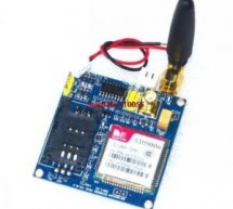 Home security system using PIR sensor and GSM module