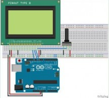Interfacing Graphical LCD(GLCD-JHD12864E) with Microchip PIC16f877 Microcontroller