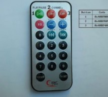 Real Time Clock/Calendar with Remote Control