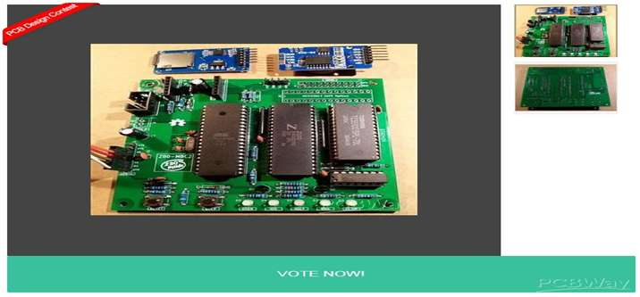 PCBWay 2nd Edition of PCB Design Competition – The Pride Of A Maker 10