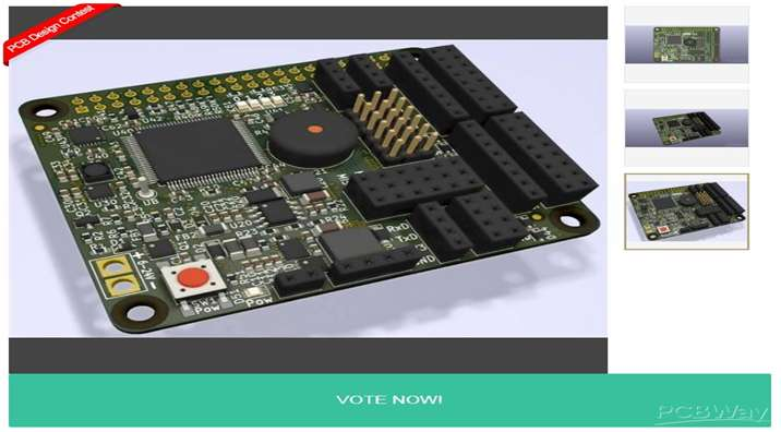 PCBWay 2nd Edition of PCB Design Competition – The Pride Of A Maker 5