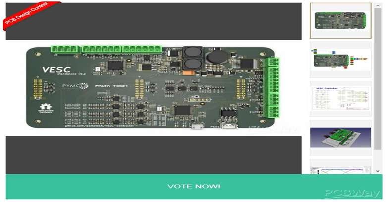 PCBWay 2nd Edition of PCB Design Competition – The Pride Of A Maker 6
