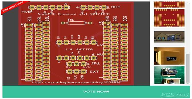 PCBWay 2nd Edition of PCB Design Competition – The Pride Of A Maker 9