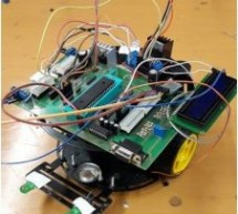 Bluetooth Controlled Robot using pic microcontroller