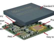 OCTAVO CREATES A 1GHZ COMPUTER THAT FITS INTO A 27X27MM SIP PACKAGE