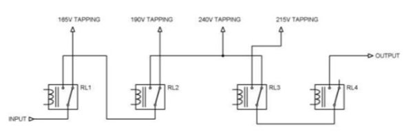 Transformer-tappings-with-relays
