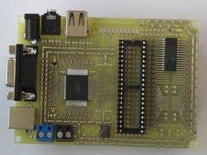 hepsi-bir-arada-mikro-deney-karti-soic-ssop-tqfp-usb-rs232-vs