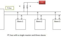 I2C COMMUNICATION WITH PIC MICROCONTROLLER