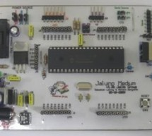 OPEN SOURCE PROJECT DEVELOPMENT PLATFORM JALUINO JALV2 PIC18F4550