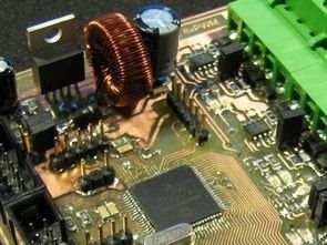 microchip-dspic30f6010a-gelistirme-karti
