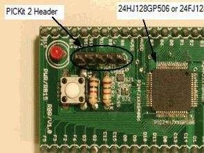 microchip-pic24-serisi-mikrodenetleyiciler-icin-deney-karti
