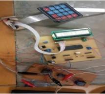 password based circuit breaker using pic microcontroller