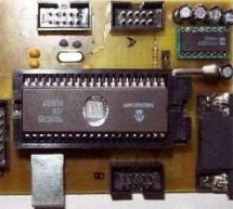 USB DEVELOPMENT BOARD PIC16C765