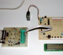 PIC16F84 DEVELOPMENT BOARD PLAY-PIC