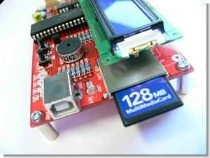 pic18f4550-sd-kart-lcd-usb-deney-kit