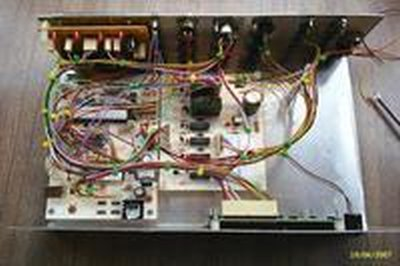PIC18F4550 DEVELOPMENT BOARD AND PIC18F4550 EXAMPLES