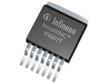 New Infineon IFX007T – An easy-to-use high power motor driver