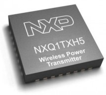 Using NXP's NXQ1TXH5 Qi Charging Circuit