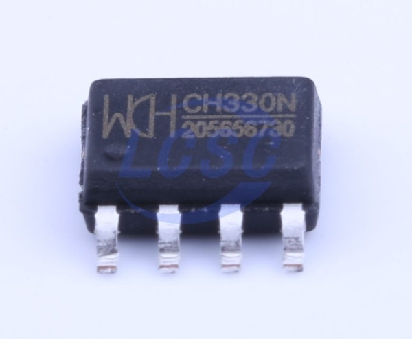 CH3330N – SMALL AND CHEAP USB-SERIAL CONVERTER IC NEEDS NO CRYSTAL
