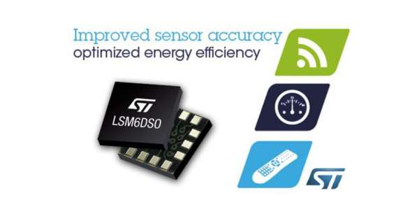 LSM6DSO – ALWAYS-ON MOTION-PROCESSING INEMO INERTIAL MEASUREMENT UNIT