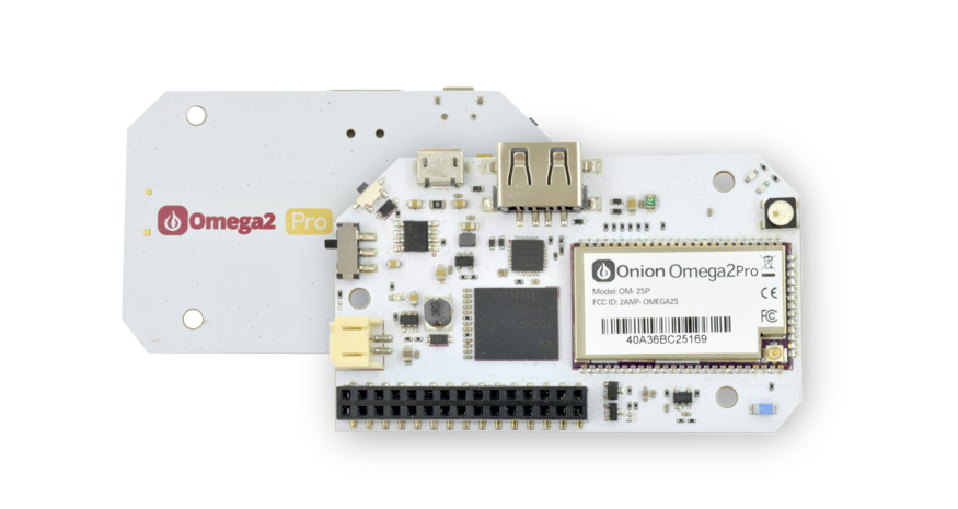 ONION OMEGA2 PRO – A TINY, OPEN SOURCE LINUX DEV BOARD 1.jpg