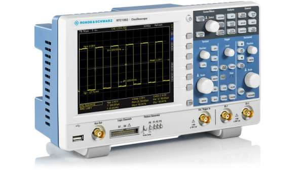 ROHDE & SCHWARZ IS EXPANDING ITS PORTFOLIO WITH THE RTC1000, RTM3000 AND RTA4000 SERIES OSCILLOSCOPES 1