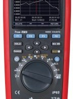 UNI-T UT181A – NEW HIGH END DATALOGGING MULTIMETER