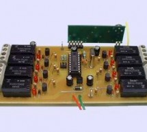 433MHZ RF RELAY CONTROL CIRCUIT PIC16F628