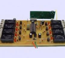 433MHZ RF RELAY CONTROL CIRCUIT PIC16F628