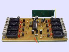 433MHZ RF RELAY CONTROL