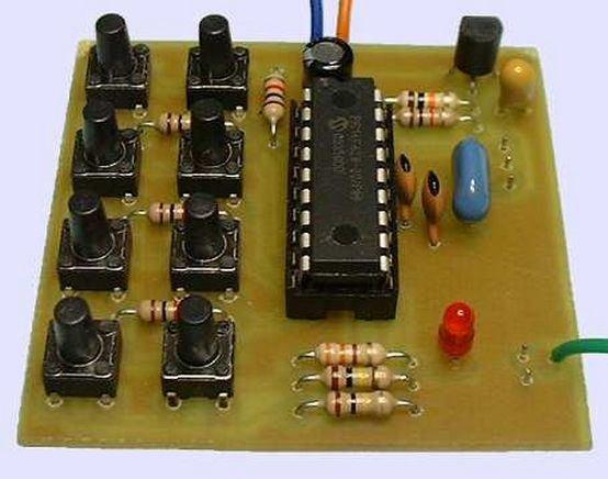 433MHZ RF RELAY CONTROL(2)